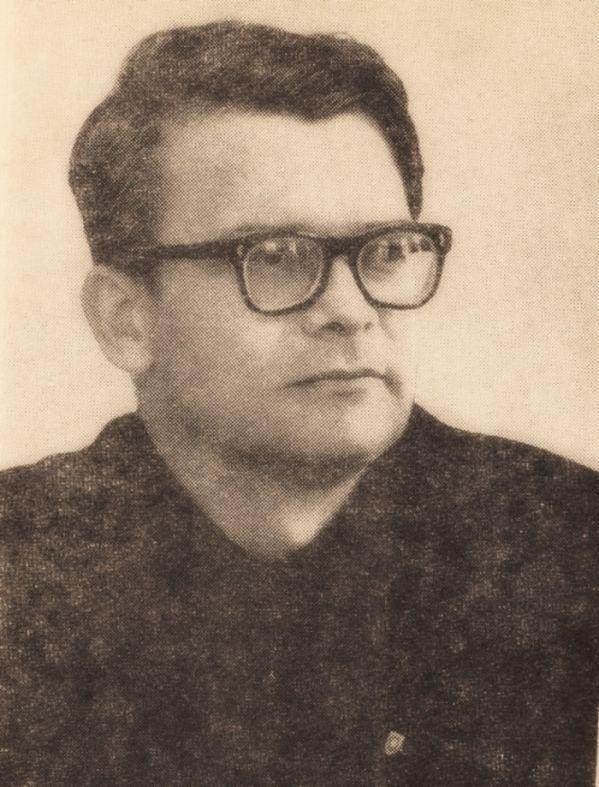 Вечная Память - Ваганов Николай Васильевич